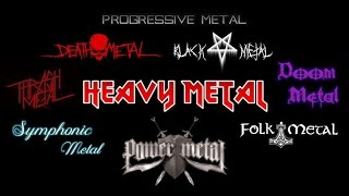 the-main-subgenres-of-metal