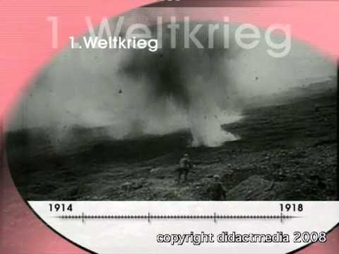 Ursachen und Kriegsverlauf - Verdun und der Stellungskrieg