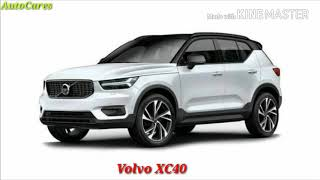 VolVo XC40 NeW CaR LauncH In JulY 2018  PricE,  SpeeD