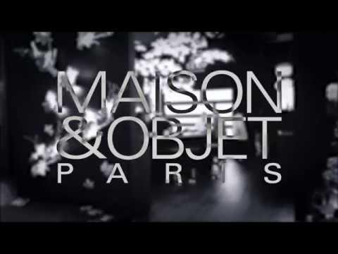 Trends from maison et objet paris 2018 luxdeco youtube - Maison et objet paris 2018 ...