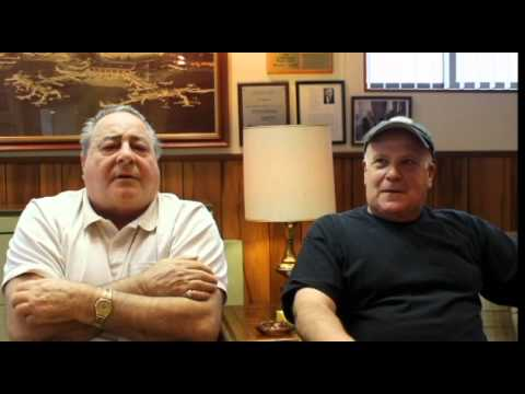 Charlie Coppola and Sam Viscione recall their first jobs as teenagers in the North End