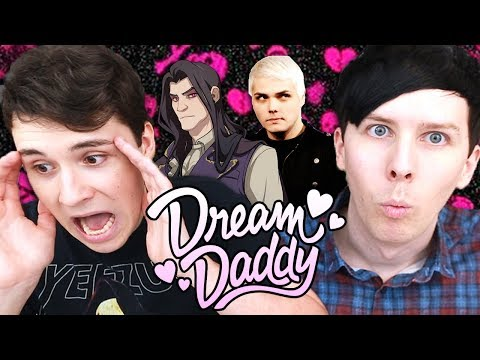 My Dilddy Romance - Dan And Phil Play: Dream Daddy! #3