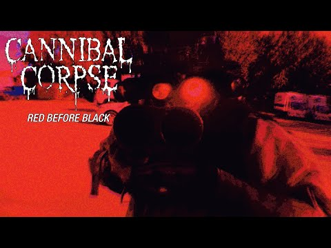 Смотреть клип Cannibal Corpse - Red Before Black