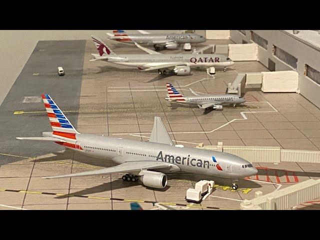 1:400 Philadelphia Intl Airport (April #1)