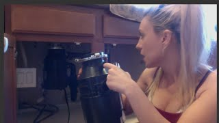 How to Remove your Garbage Disposal and Install a new Badger 5