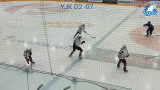 YJK D2  -07  vs LiKi Red 1.2.2020