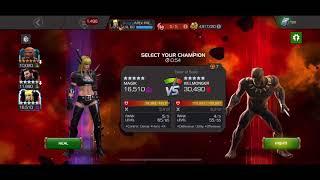 Magik vs Killmonger AW node 29 - How to beat Killmonger - MCOC