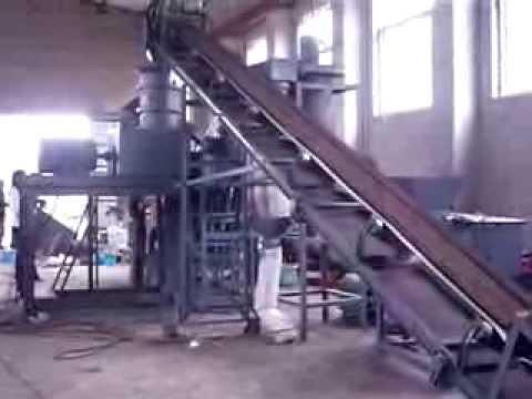 Organic fertilizer pellet producing line 1