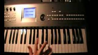New Boyz - Waka Flocka - Call Me Dougie - Hard in the Paint Keyboard Tutorials