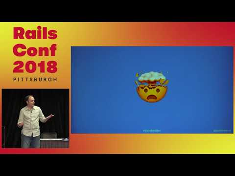 RailsConf 2018: Building a Collaborative Text Editor by Justin Weiss