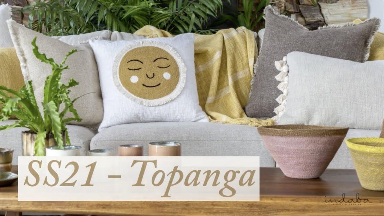 Indaba Spring/Summer 2021 - Topanga
