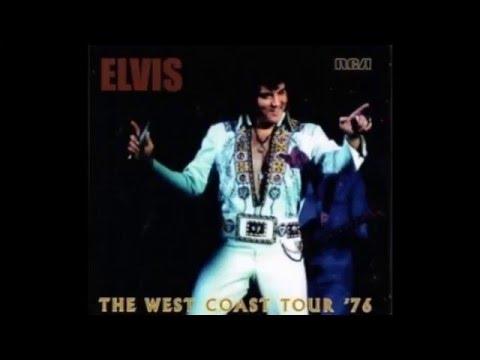 Elvis in Anaheim! (30-11-1976) West Coast Tour 76 FTD