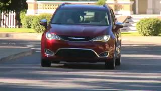 Adaptive Cruise Control-How to use the smart cruise control on your 2017 Chrysler Pacifica