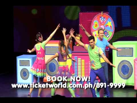 Back by popular demand hi 5 house hits live in manila for Best house hits