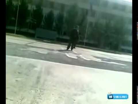 В армию скрытая камера