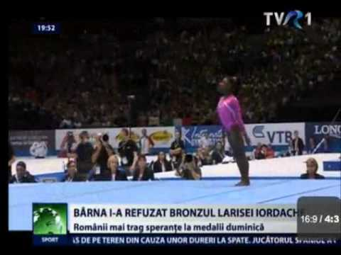 Romanian Gymnastics News from Antwerp - 05.10.2013