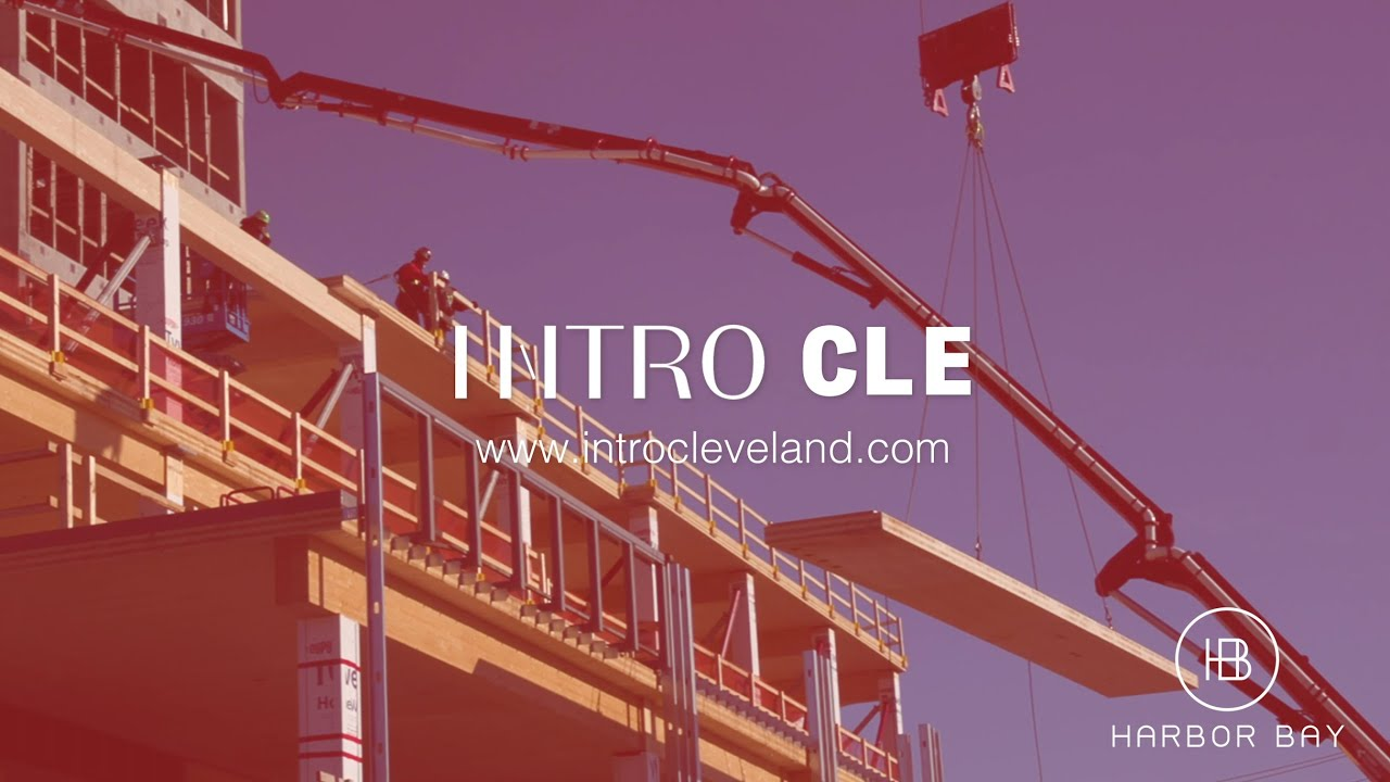 Mass Timber Innovation Rising in Cleveland