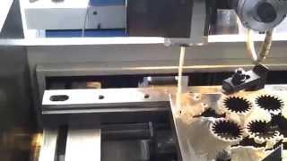 Электроэрозионная обработка металла(Электроэрозионная обработка берет свое начало на принципе вырывании частиц, предварительно заряженных..., 2014-02-24T09:51:20.000Z)