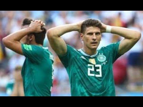 Korea Selatan vs German 2-0 - All Goals & Highlights - 27/06/2018