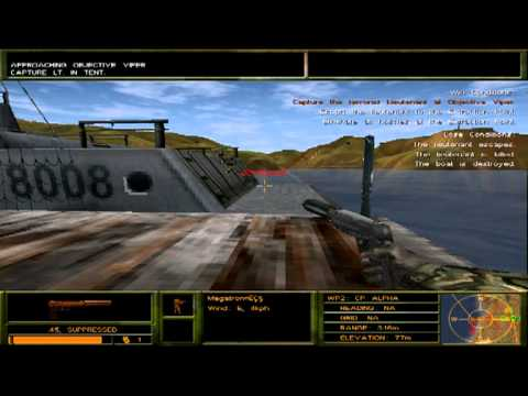 Delta Force 2 PC Mission Power Trip