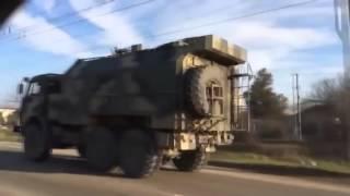 ..Как Вежливые Люди освобождали Крым — самые яркие моменты…