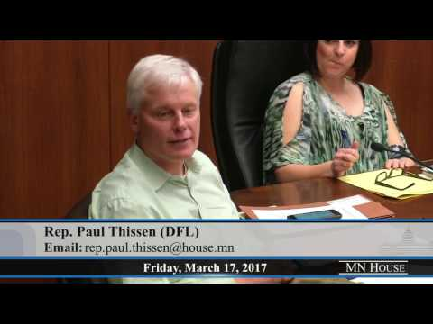 House Job Growth and Energy Affordability Policy and Finance Committee  3/17/17