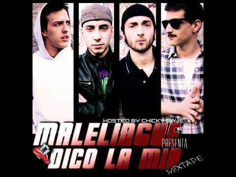 MALELINGUE – 09 – NON TOCCHI LA MIA MUSICA – DICO LA MIA MIXTAPE