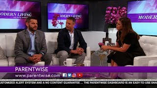 Parentwise featured on Modern Living with kathy ireland®