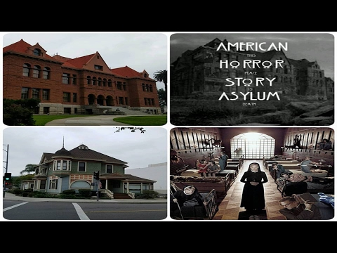 Film Location To American Horror Story Asylum And Howe-Waffle House History