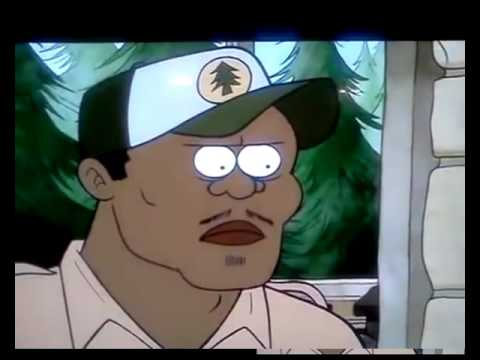 They Cussed on The Regular Show in the 80s!