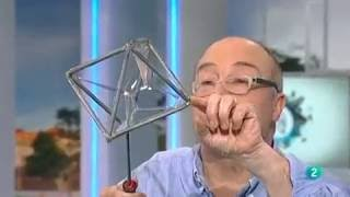 Enseñar matemáticas con burbujas.  Entrevista Antón Aubanell.