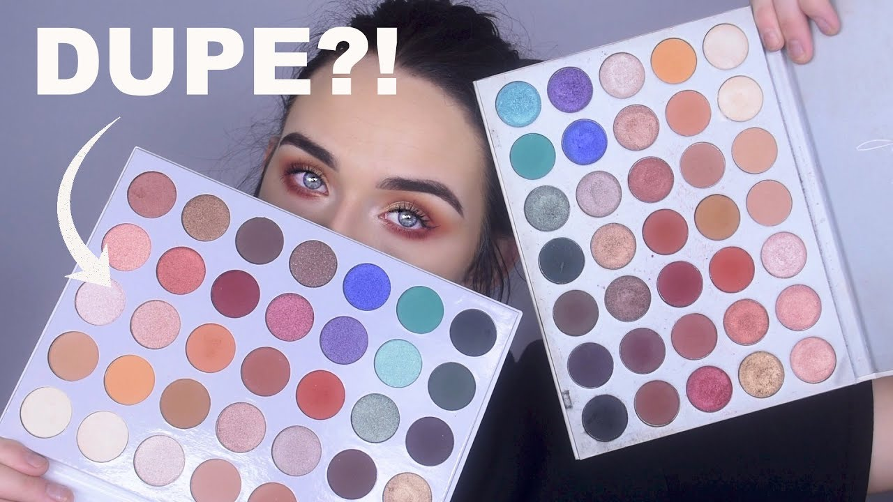 Jaclyn Hill X Morphe Eyeshadow Palette DUPE?!