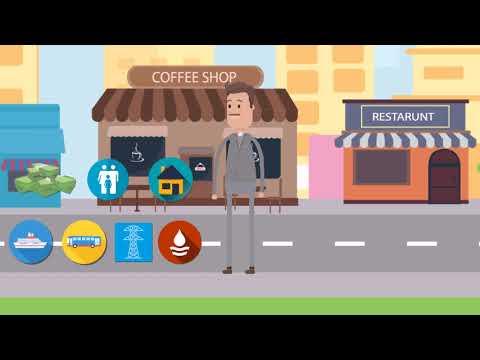 اعلانات فيديو موشن جرافيك - abc media