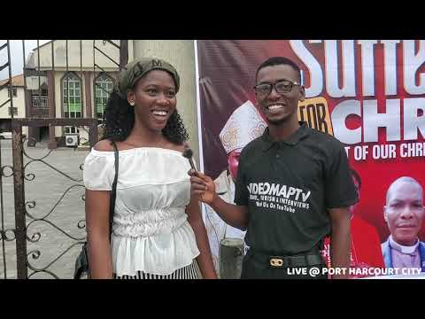 What Do You Like About Akwa Ibom Poeple || INTERVIEWS