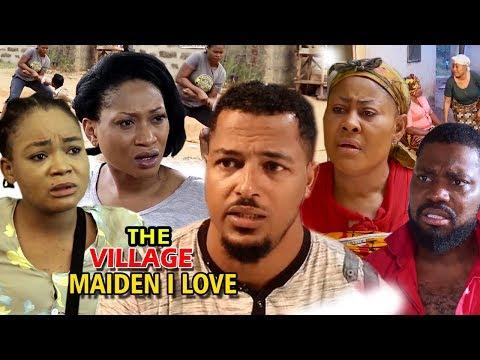 The Village Maiden I Love Full Movie - Van Vicker Latest Nigerian Nollywood Movie