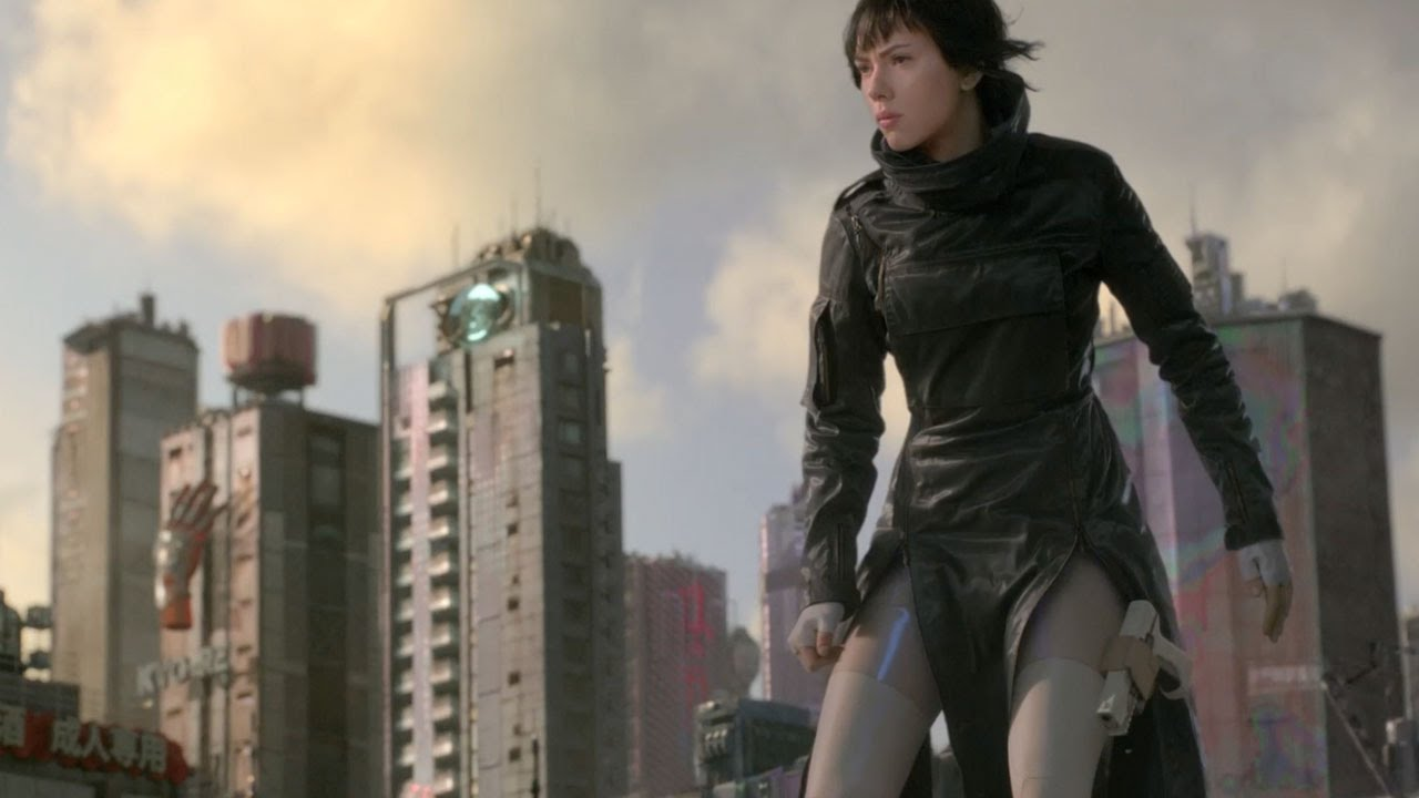 Ghost In Der Shell