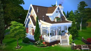 The Sims 4 || Speed Build || Windenburg Cottage