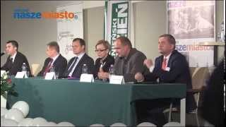 Gniezno: Debata parlamentarna na posłów [WYBORY PARLAMENTARNE 2015]