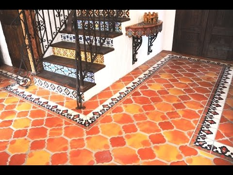 How To Seal Saltillo Tile Mexican Tile And Sealer For