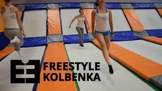 Rinceoirí ve Freestyle Kolbenka