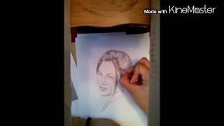 Drawing Art - by Bojan CB
