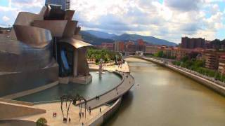 Guggenheim Bilbao Timelapse / Canon Legria HFS10