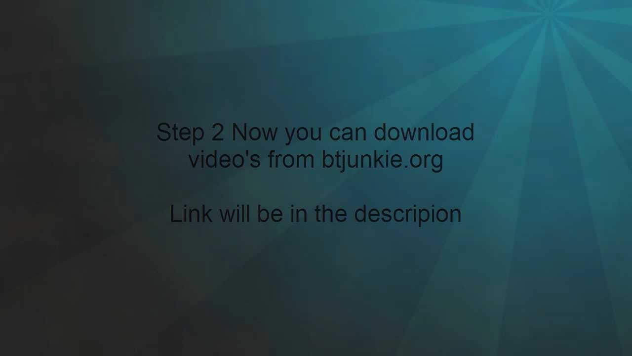 btjunkies org free