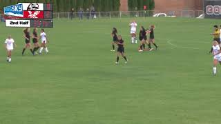 EWU Soccer Highlights vs. Southern Utah (Oct. 1)
