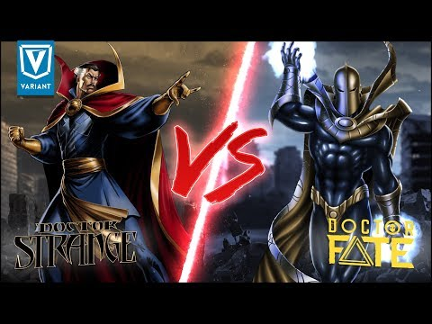 Doctor Strange VS Doctor Fate!