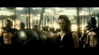 300 спартанцев: Расцвет империи (русский трейлер)