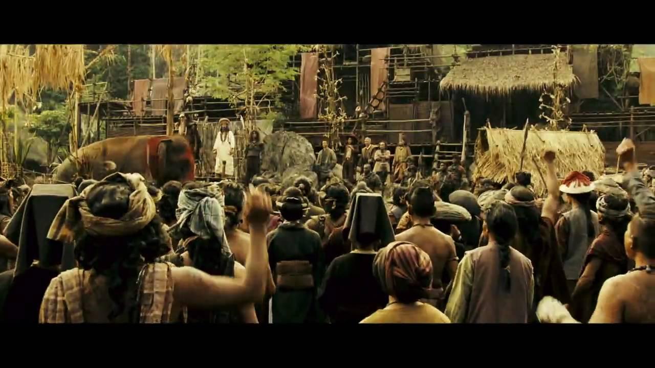 Ong Bak 2 Starring Tony Jaa Full Hd Trailer