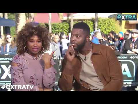 'Black Panther' Star Winston Duke Talks Thanos and 'Avengers: Infinity War'