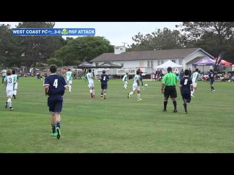 2015 Pegasus Cup Tournament (BU-13) West Coast FC vs Rancho Santa Fe Attack