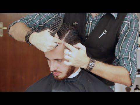 Invasão dos Barbeiros #3 - Corte para pessoas com entradas - Parte 2